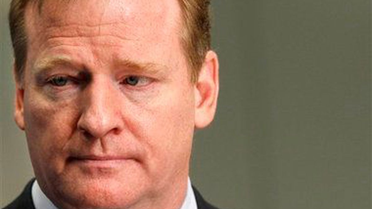 REPORT: NFL rule allows Commissioner Roger Goodell to reverse outcome of Saints-Rams game
