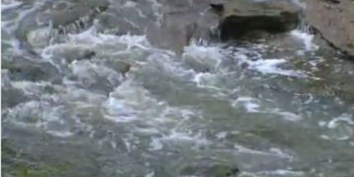 Mysterious white foam in Phenix City creek turns out to be gallons of soap