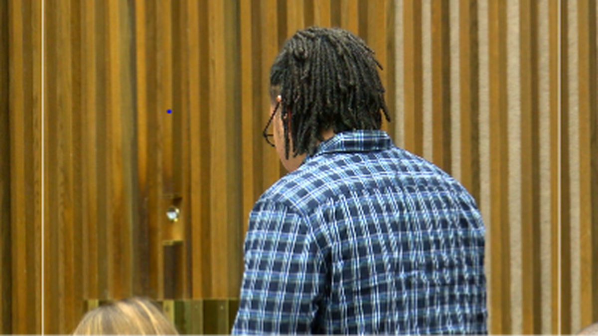 Man accused of killing girlfriend and son appears in court for case update