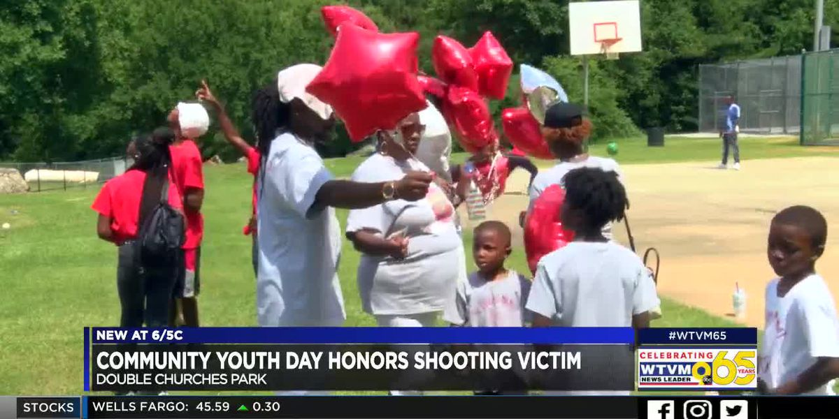 Community Youth Day held in honor of Columbus man killed on basketball court in 2016