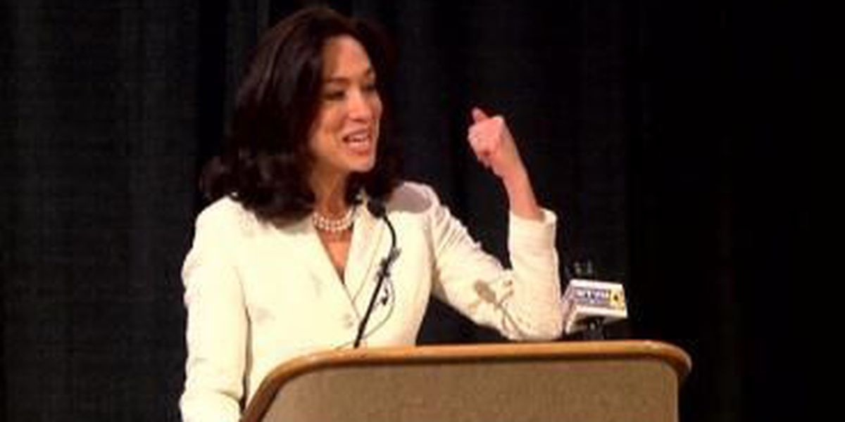 Mayor Teresa Tomlinson gives State of the City address Tuesday