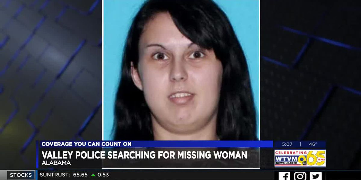Valley Police search for missing woman