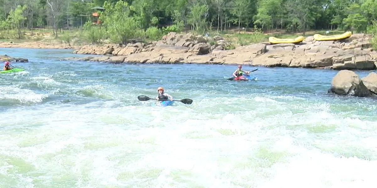 Chattahoochee River bacteria levels safe