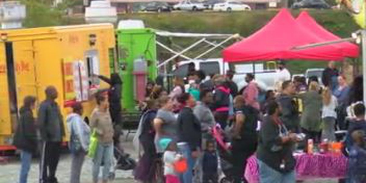 Thousands of children in the Chattahoochee Valley attend Spooktacular Halloween Festival