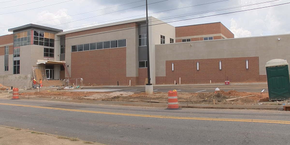 Costly changes to Opelika Municipal Court building