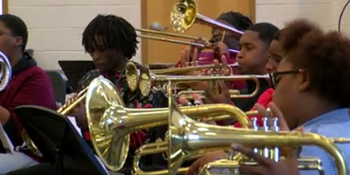 Carver High band raising money to participate in Independence Day Parade in Washington, D.C.