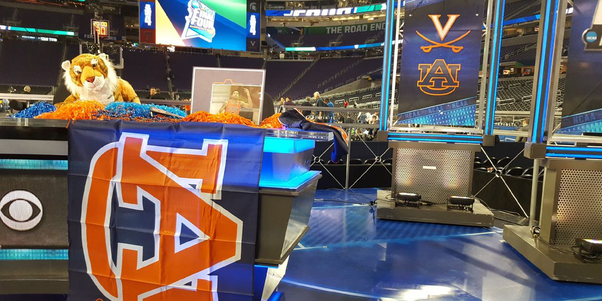 What Charles Barkley said before Auburn's Final Four game