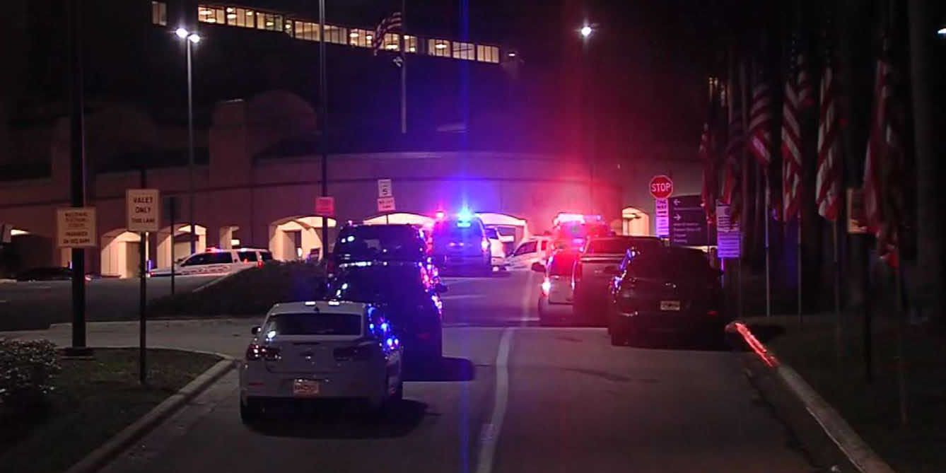 Doctor shot trying to subdue alleged gunman at Florida VA clinic; suspect denied bond