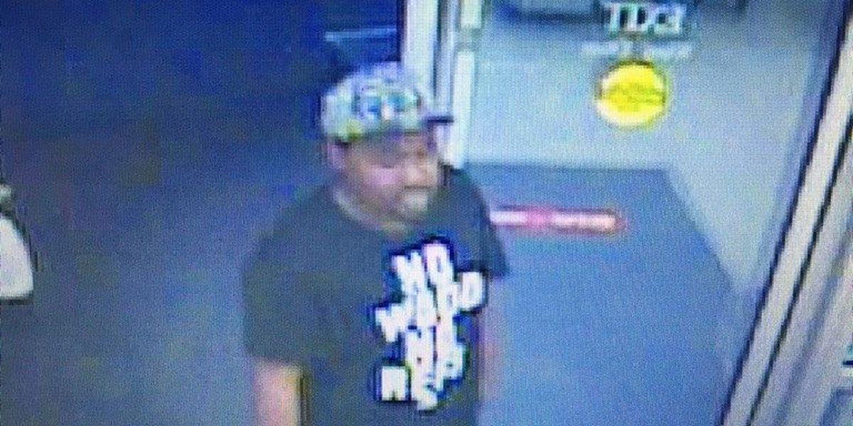 PHOTOS: CPD seeks person of interest of grocery store hit-and-run