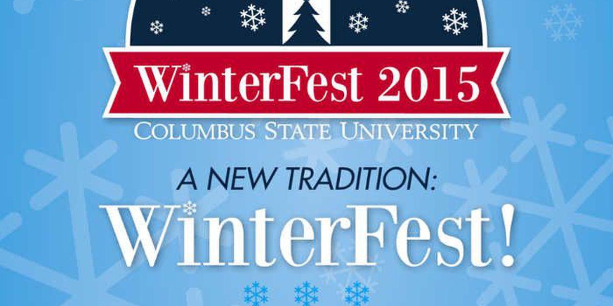 CSU hosts first WinterFest holiday event