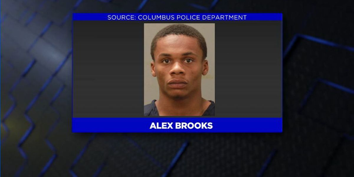 Man arrested on rape charges in Columbus