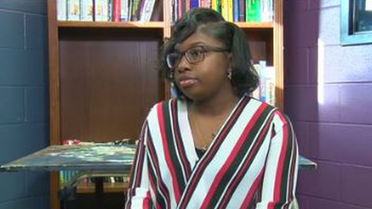 Boys and Girls Club Youth of the Year: Finalist Demetria Floyd