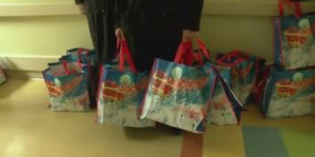 Columbus businesswoman, Miracle Riders surprise kids at Piedmont Columbus Regional with holiday gifts