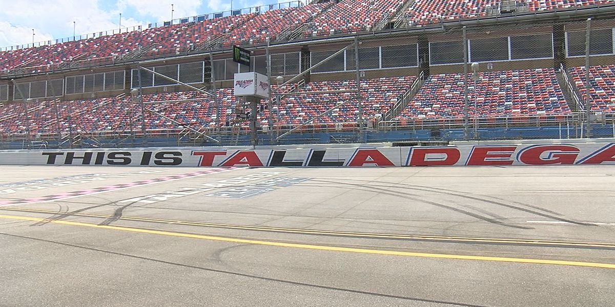 'Shocked and appalled': Gov. Ivey releases statement regarding incident at Talladega Superspeedway, NASCAR president holds news conference