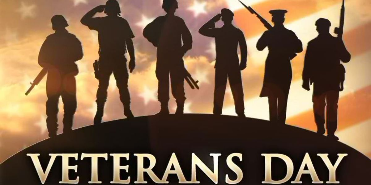LIST: Veterans Day events