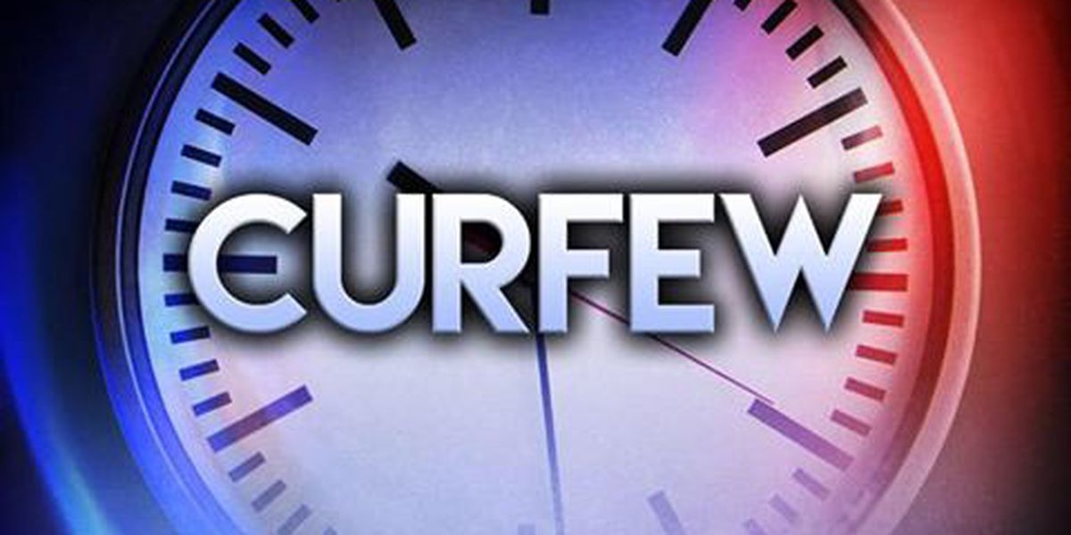 City of Smiths Station sets curfew due to continuous social gatherings during evening, weekend