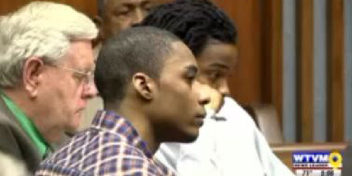 Javon Rice and Malcolm White stand trial for 2013 murder