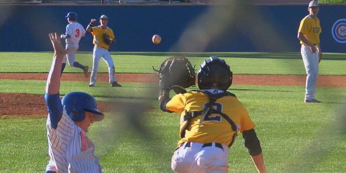Blue Devils beat Tigers in extras to retain share of region lead