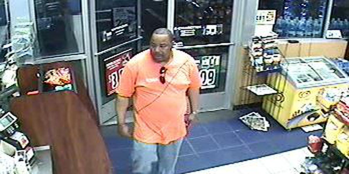 Surveillance shows Circle K armed robber