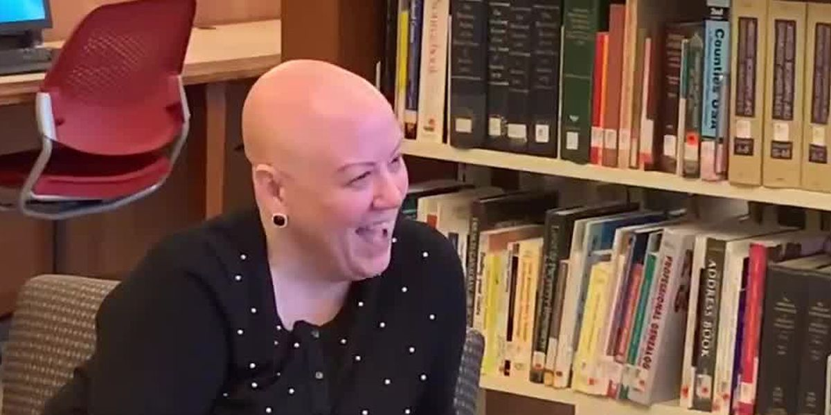 Columbus woman inspiring people to embrace their struggles with alopecia