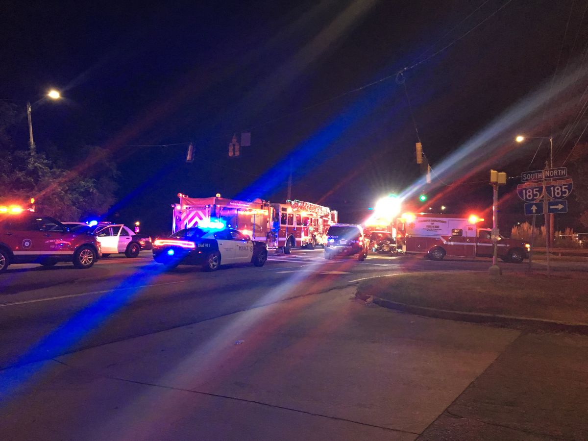 UPDATE: Pin-in accident on Buena Vista Rd. clear, traffic moving