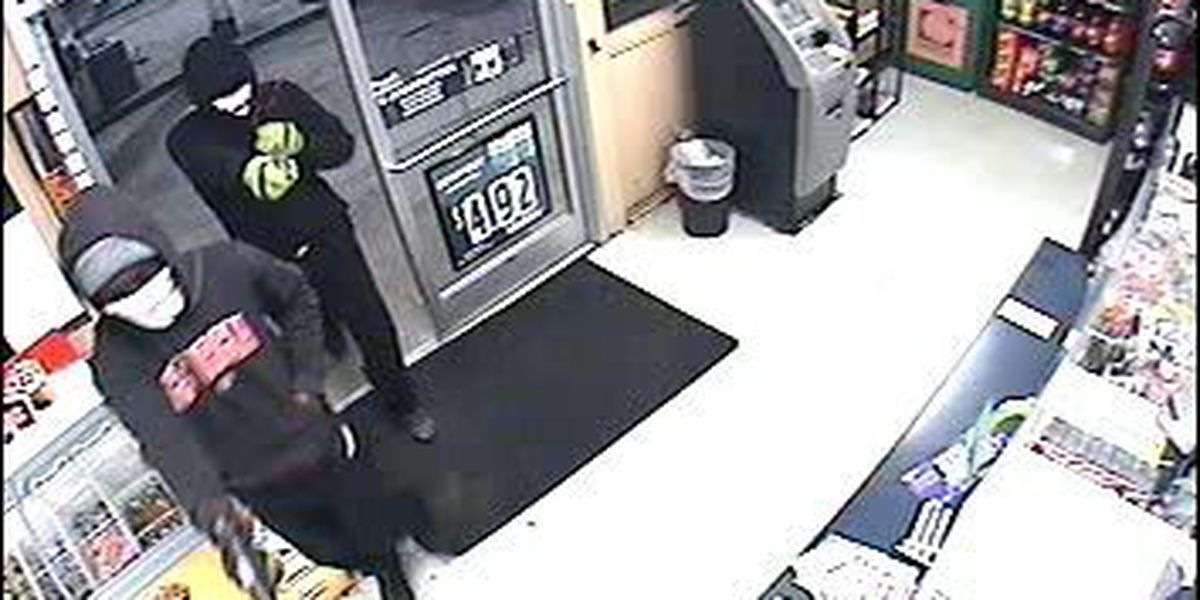 CPD searches for 2 alleged armed robbery suspects of Fort Benning Rd. Circle K