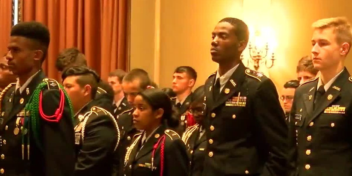 Military Matters: Lighthouse Brigade JROTC Honors Students