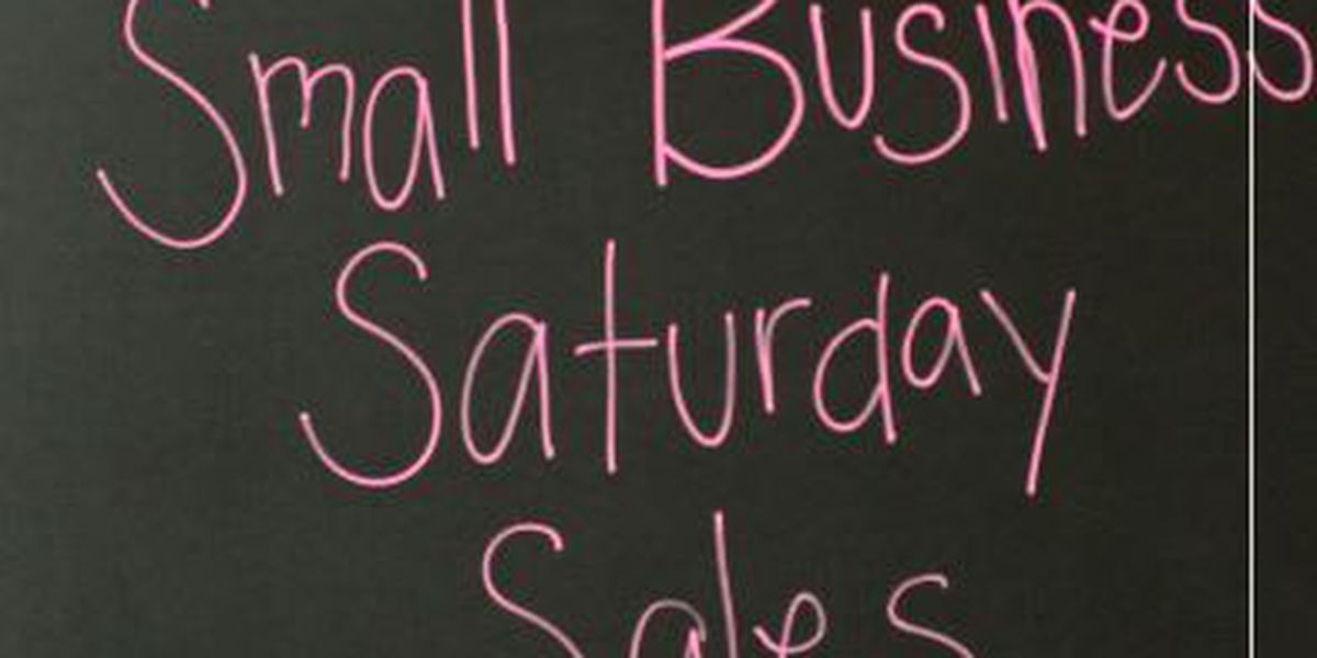 Customers shop on 'Small Business Saturday' in Columbus