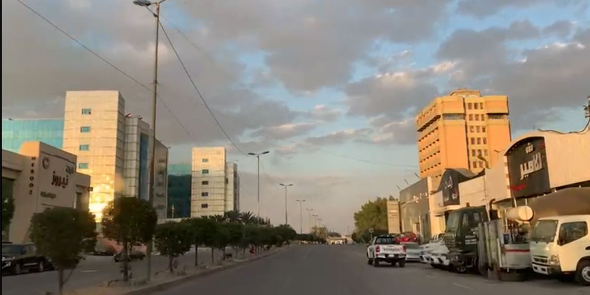 Rockets target US Embassy in Baghdad, no casualties