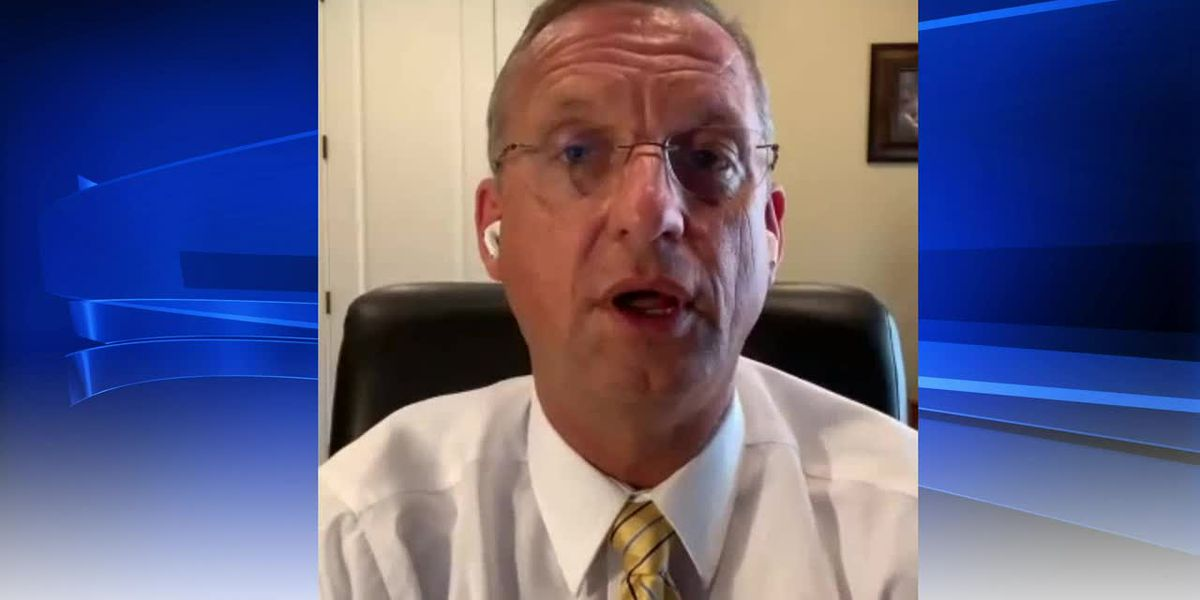 EXCLUSIVE: Georgia Rep. Doug Collins talks protests, law enforcement and Pres. Trump's church visit