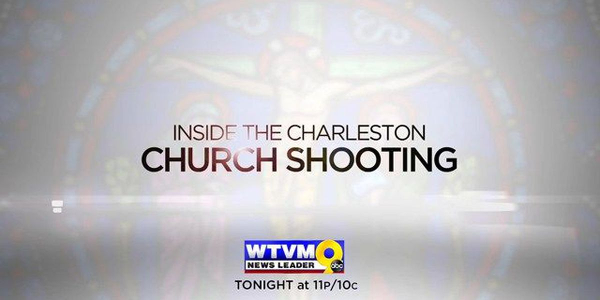 WTVM Special Report: Charleston church shooting - survivors tell their story