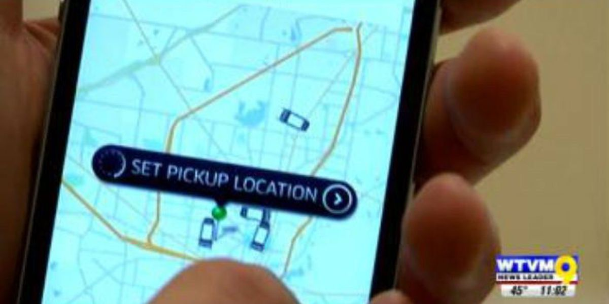 Auburn city council discusses Uber and transit-for-hire ordinance