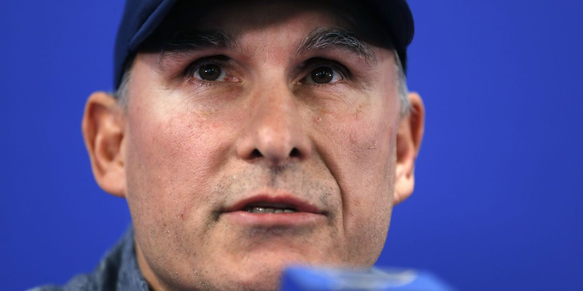 Blues have no timeline for hiring coach after Yeo's exit