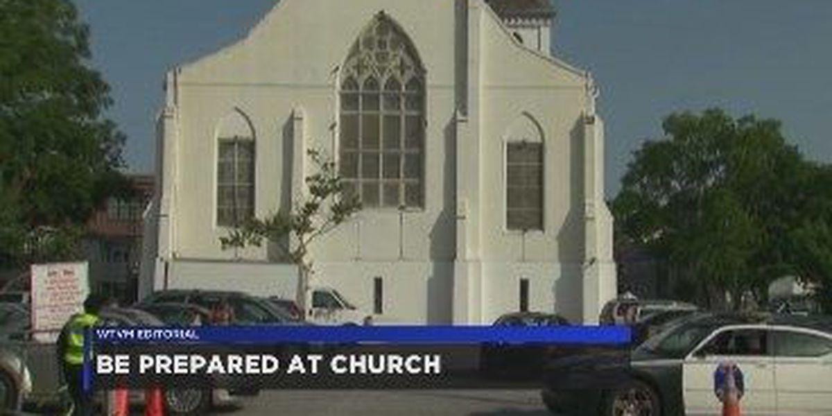 WTVM Editorial 1/15/18: Be prepared at church