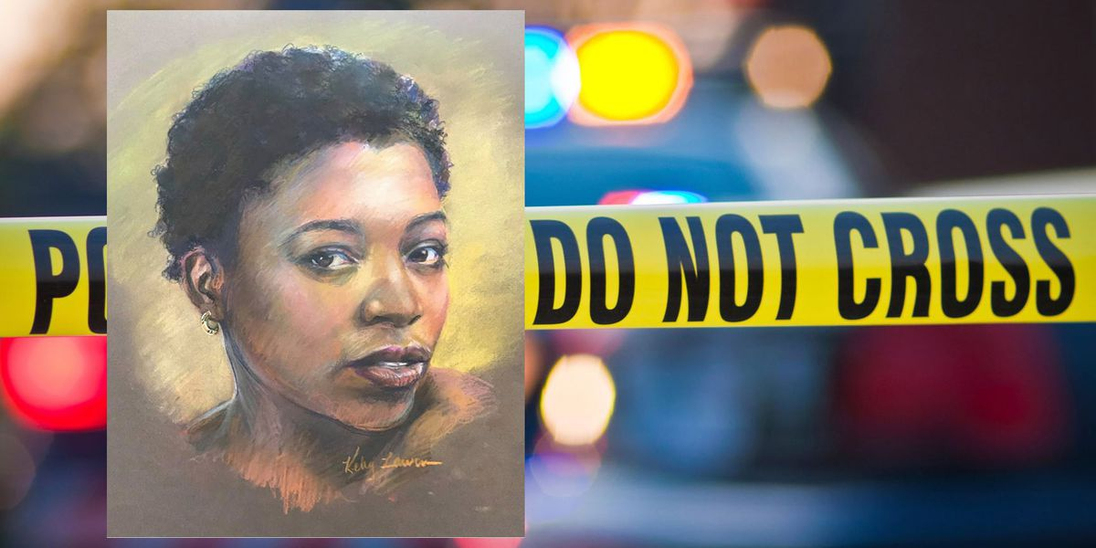 Sketch artist recreates image of woman found in Georgia river. Do you know her?