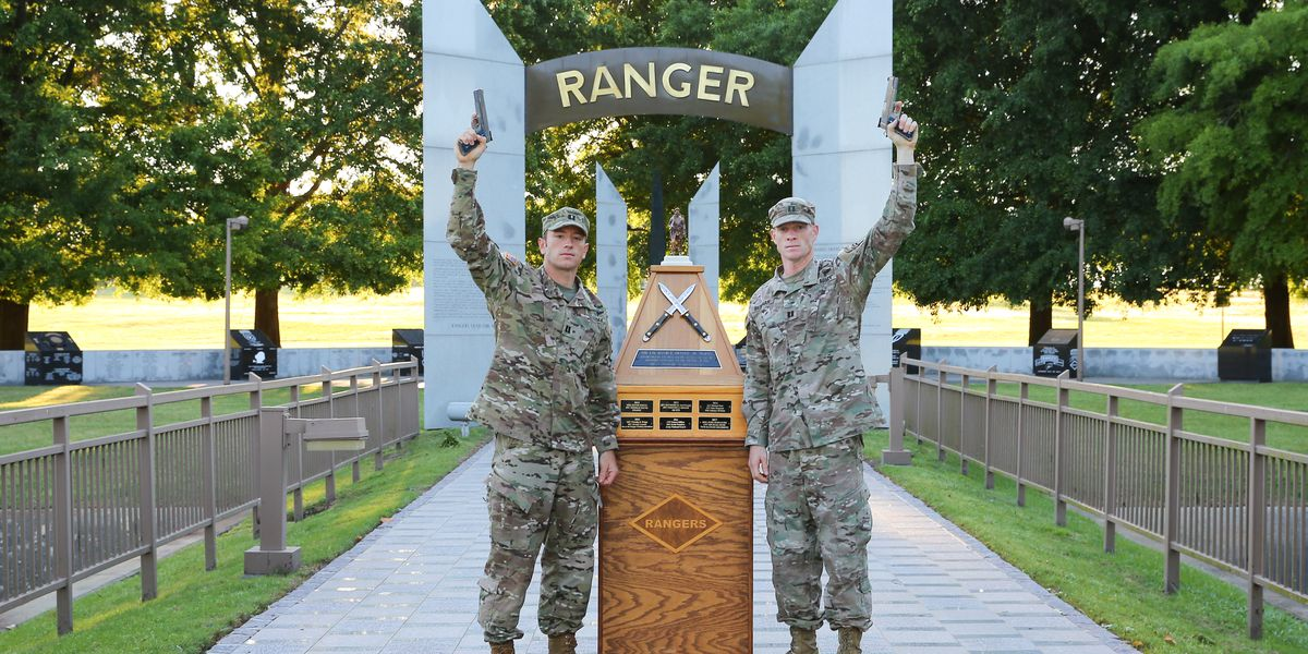 Former pair of Best Rangers reclaim throne after annual Ft. Benning competition