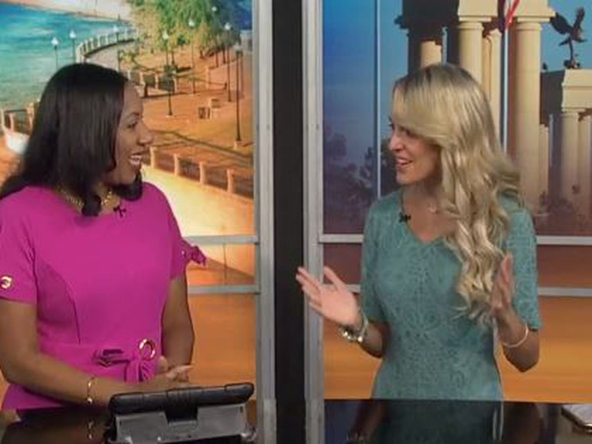 GUEST SEGMENT: Annual Southern Lovin' Junkin' Show coming to the Columbus Convention & Trade Center