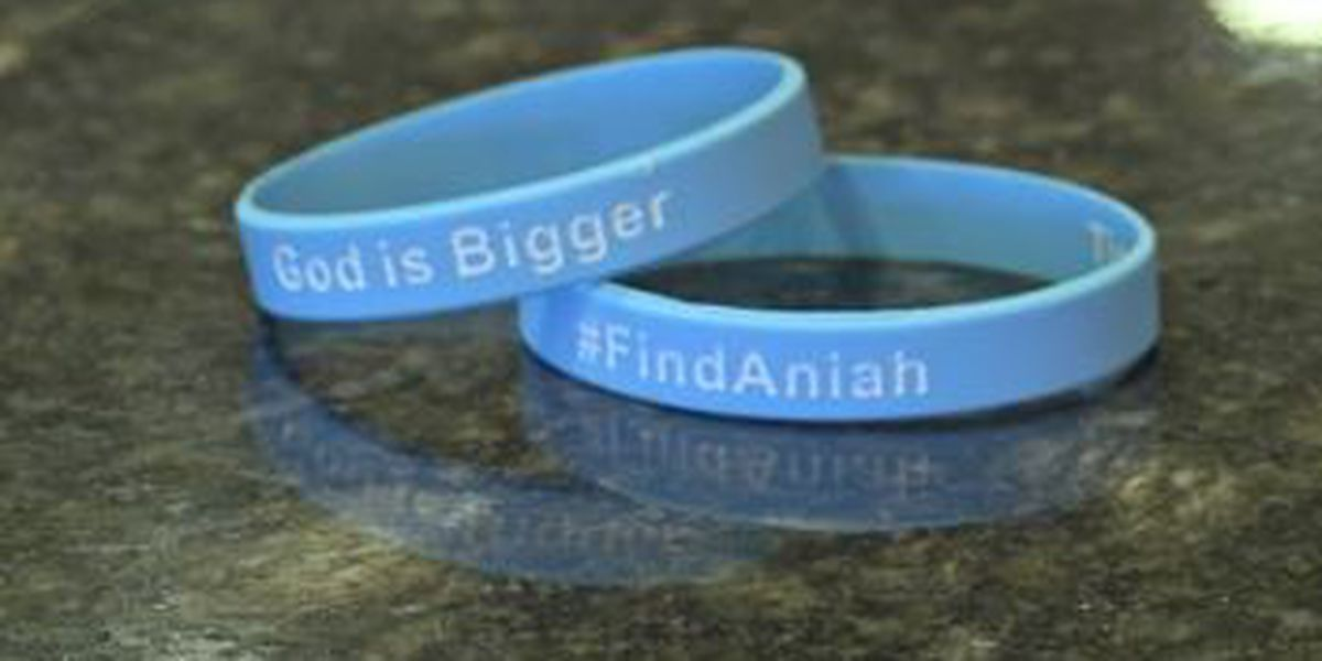 'Find Aniah' bracelets available in Auburn Nov. 20