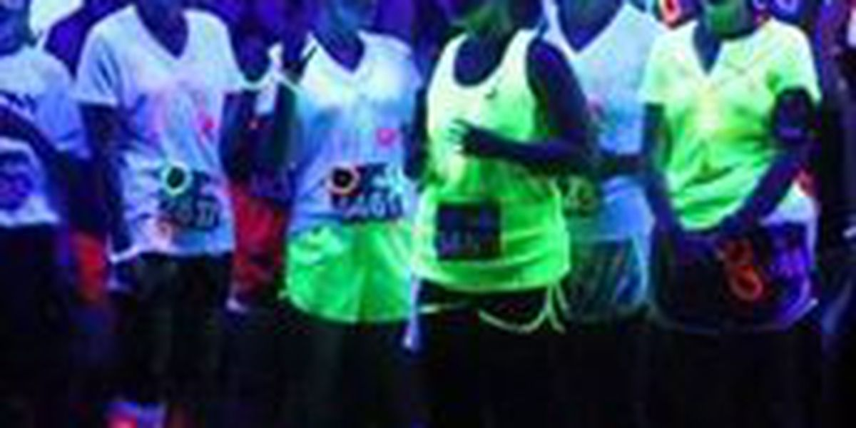 CSU hosts Glow-K 5k Race to benefit the Wounded Warrior Association Saturday