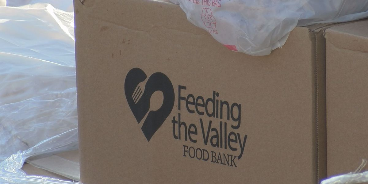 Feeding the Valley Food Bank receives $40K CVS Health Community Grant