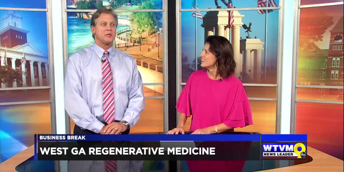 BUSINESS BREAK - WEST GA REGENERATIVE MEDICINE