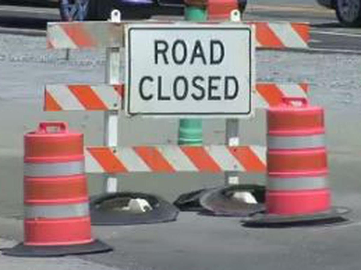 Section of Veterans Parkway closes for traffic signal repair