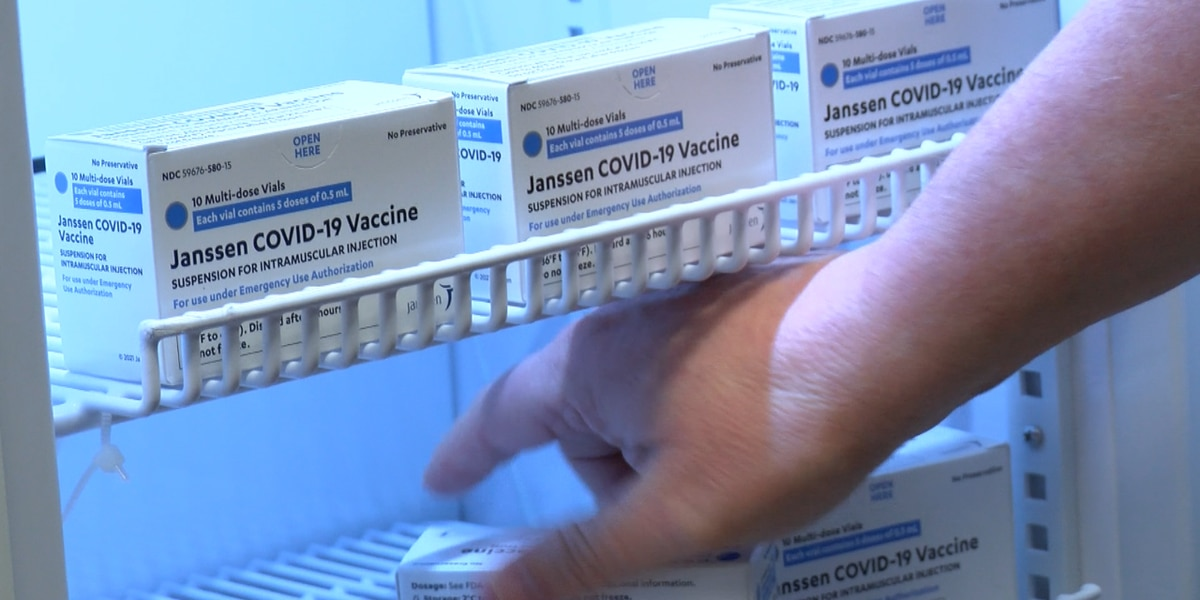 Dept. of Public Health: J&J vaccine paused in Georgia 'until further notice'