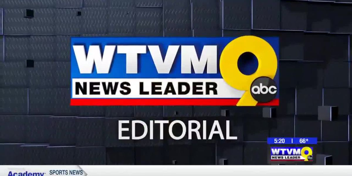 WTVM Editorial 4-22-21: The Good News