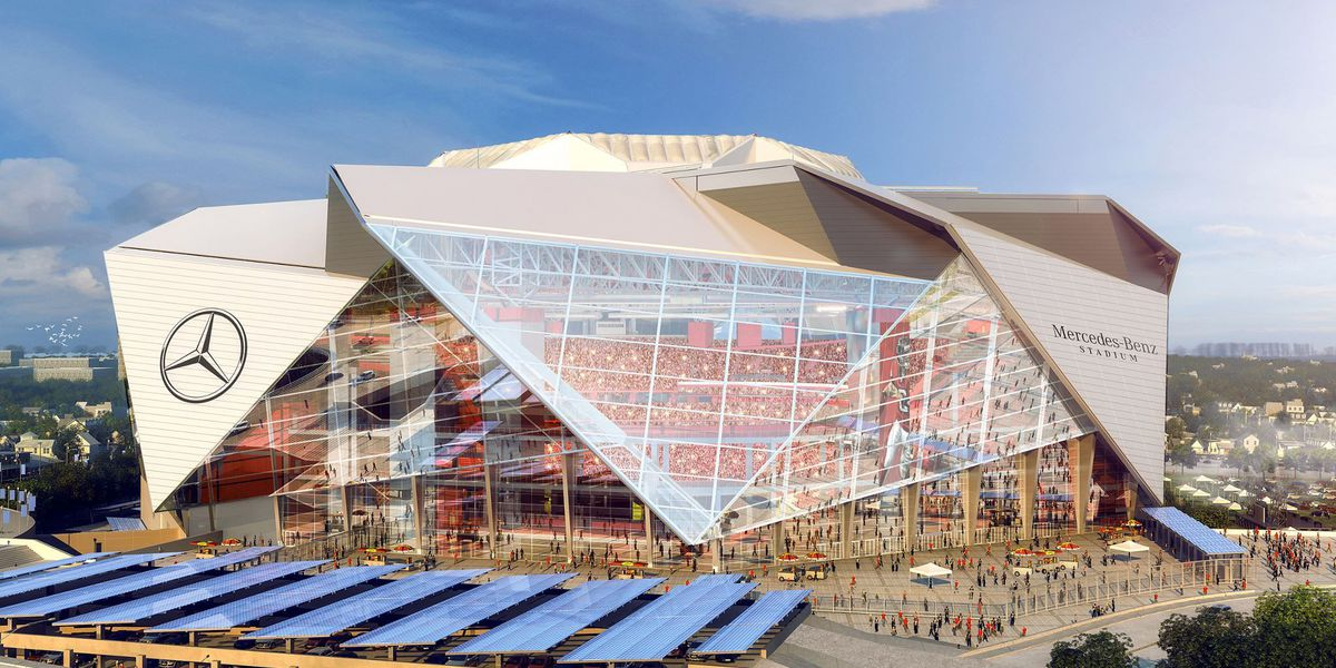 Chick-fil-A Kickoff Game enhances game day security in Mercedes-Benz Stadium
