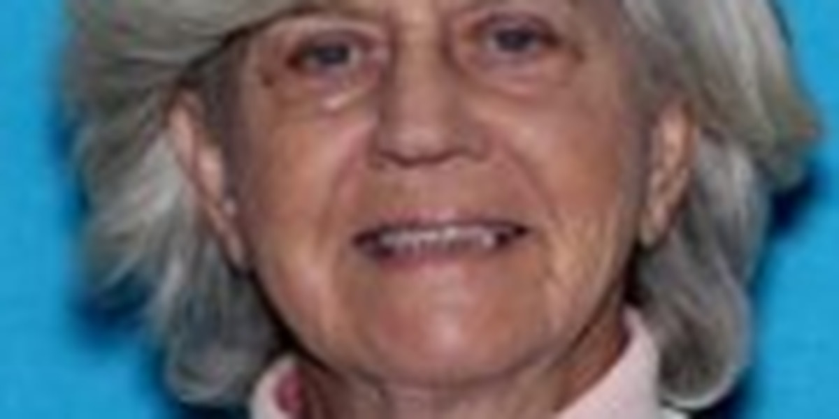 Russell Co. police searching for missing 85-year-old woman
