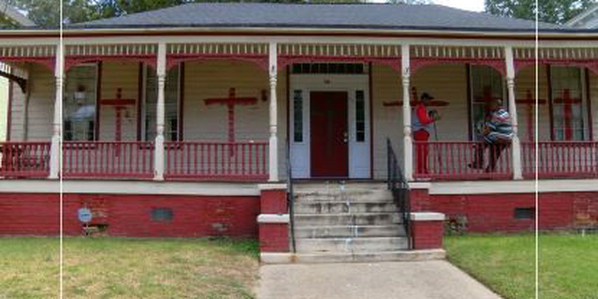 Fraternity house vandalized in Columbus