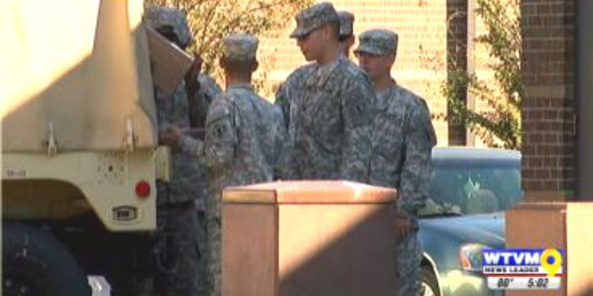 Ft. Benning troops sent to Liberia to fight Ebola