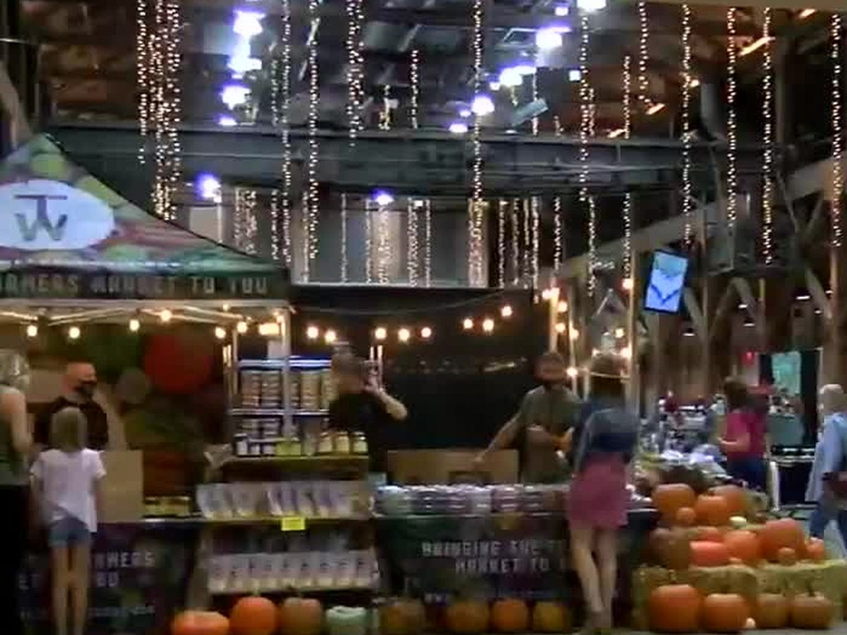 Local Mini Market sees community come together to support local businesses