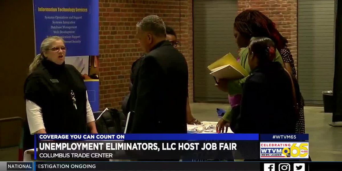 Multi-employer job fair held in Columbus